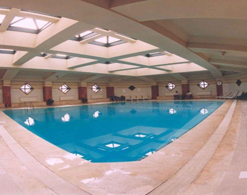 Pool, Kerman International Pars Hotel, Iran Rundreise