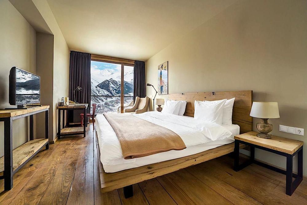 Suite, Rooms Hotel Kazbegi, Stepanminda, Georgien Rundreise