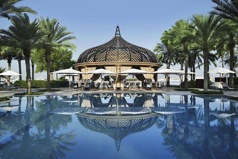Pool, One & Only Royal Mirage, Dubai Rundreise