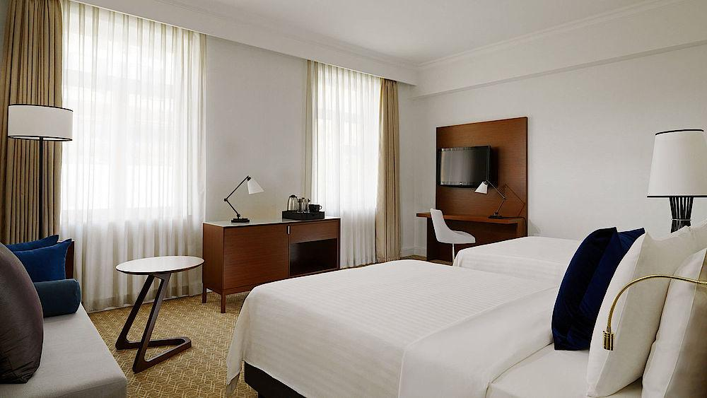 Suite, Armenia Marriott Hotel Yerevan, Armenien Rundreise
