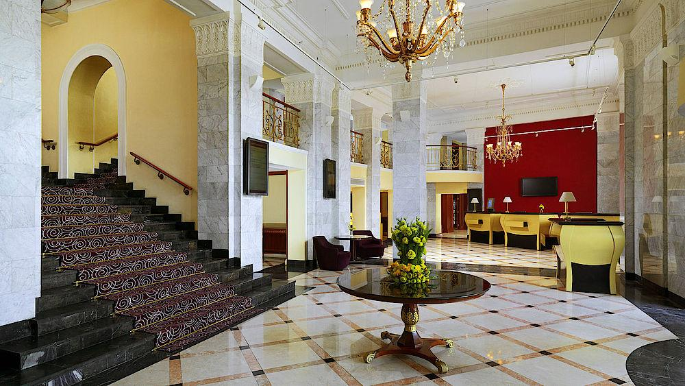 Foyer, Armenia Marriott Hotel Yerevan, Armenien Rundreise